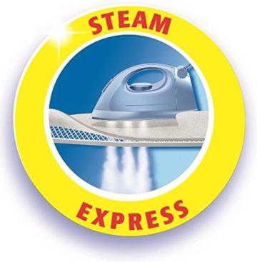 Vileda Viva Express Smart+ Bügeltisch mit dampfdurchlässiger Oberfläche